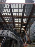 Os materiais de construção de vidro laminaram Igu moderado Igu