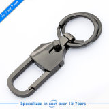 Porte-clés / anneau en métal personnalisé en métal comme cadeau de promotion