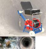 Das 360 Grad-sehen Unterwasserbohrloch-Kamera und tiefes Wasser-Vertiefungs-Inspektion-Kamera-tiefe Vertiefungs-Kamera-Bohrloch-videoinspektion-Kamera für Seite und unten an