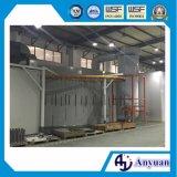 Linha de revestimento do pó para o radiador de alumínio com preço barato