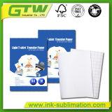 La qualité de l'AMÉRIQUE A3/A4 Dark Light papier transfert T-Shirt pour 100%COTON
