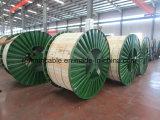 Conductor de aluminio drenado duro con el conductor de acero de la base ACSR con el certificado de la ISO