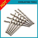 Morceaux de foret Drilling de torsion des morceaux de foret en métal de m2 HSS