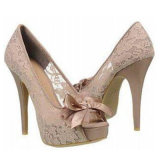 La famosa salida de calzado de mujer bombas la mujer zapatos de tacón