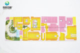Collant personnalisé de l'impression 3D de papier pour étiquettes de gosses
