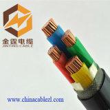 Câble du câble électrique XLPE /PVC des prix de Competitvie (26/35kV-1*240)