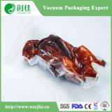 Sac de vide élevé de barrière de nourriture d'emballage de PE de PA en plastique