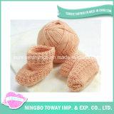 Peignée Fils de coton facile bébé gratuit modèles de tricot pour chaussettes