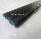 Tubo cuadrado de alta resistencia de la fibra del carbón