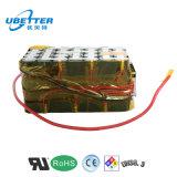 26650 pack batterie de 24V 3.5A LiFePO4 pour la batterie électrique de grille