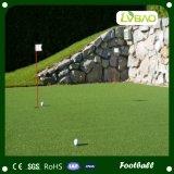 高品質のフットボールのスポーツの人工的な草