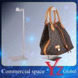 Carrinho do saco da cremalheira do saco do aço inoxidável do gancho do saco da prateleira de indicador do saco do carrinho de indicador do saco da cremalheira de indicador do saco (YZ161513)