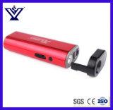 再充電可能な自衛USBはLEDの懐中電燈(SYSG-1873)が付いているスタン銃を