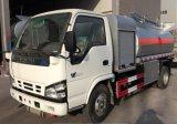 Carro del depósito de gasolina de la capacidad de Isuzu 20000L, carro de petrolero del combustible, combustible Bowser 20m3