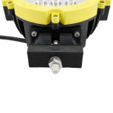 indicatore luminoso del lavoro di 7inch 51W LED Epistar LED