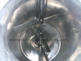 De Enige Laag die van het roestvrij staal Tank mengen met het Mengapparaat van de Bijl