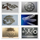 tagliatrice di alluminio del laser della fibra del metallo 1000W