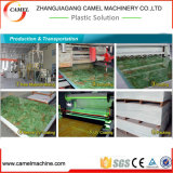 PVC imitation marbre Ligne de Production de feuille