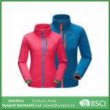 새로운 형식 디자인 온난한 외투 여자 양털 스포츠 재킷