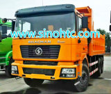 SHACMAN Uの形8X4のダンプカートラック