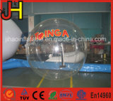 Balle pédestre gonflable à eau roulante avec logo imprimé