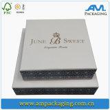 Коробки бумаги с покрытием коробок роскоши упаковывая для выдвижения волос