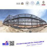 Estructura de acero del bajo costo de la alta calidad