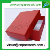 Douane-orde belemmert de Rode Gift Van uitstekende kwaliteit van het Document het Verpakkende Vakje van de Opstelling