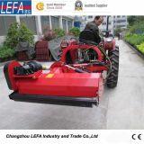 Con cuchillas de doble lado de la segadora Tractor de césped mullido (EFDL105)