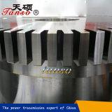 Accoppiamento flessibile di griglia con la rotella di freno