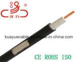 RG6 de Coaxiale Kabel van Rg/6u