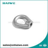 Les écrous de l'oeil ovale en acier forgé pour la Pole du matériel de ligne