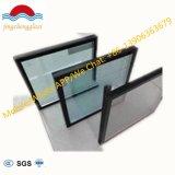高品質の明確な緩和された二重ガラスの窓カーテンの壁は絶縁されたガラスを薄板にした