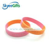 Ultimo braccialetto del silicone di alta qualità di disegno