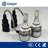 Cnlight 고성능 40W 4000lm LED 자동 램프 Q7 시리즈 자동 LED 헤드라이트 H1 H3 H7 H4 9005 9006의 차 LED 헤드라이트 전구