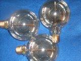 Círculo del bulbo del estilo de la iluminación G125 60W Edison del estilo de Edison