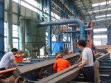 Stahlkapitel-Böe-Maschine