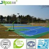 Materiale di copertura per il campo da pallacanestro esterno