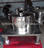 Cps600nc de alta calidad producto patentado plana de alta velocidad de sedimentación de la máquina separadora centrífuga