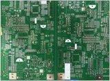 PWB del circuito del pannello dell'altoparlante dell'automobile dell'oro di immersione