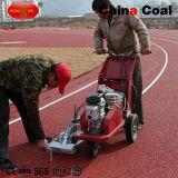 Máquina de pintura a quente Hot-Machine máquina de marcação de linha de estrada termoplástica para campo de esportes de borracha