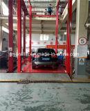 Pfostenauto-Aufzugplattform der Qualitäts 4 für das Steigen