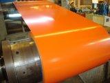 La lámina de acero de color en bobinas para Teja (PPGI)