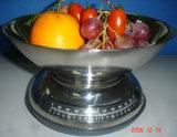 Aparelhos de pesagem -- Utilização da Cozinha Escala 1
