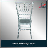 Resina Cristal Chiávari Cadeira de Casamento (BH-L8838)