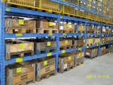 2016 ISO Almacén de acero resistente Trasiego