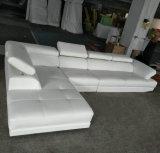 現代居間の革ソファー、工場価格の良質(A10)