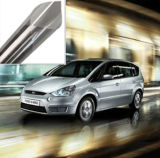 Venta caliente etiqueta engomada del coche 2ply solar lámina para ventanas de coches Cristal Tinte