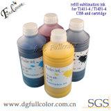 A transferência de calor compatível /Sublimação de Tinta Epson T22/Tx120/Tx130 Tinta de cor (T22)
