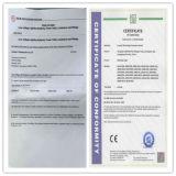CE& RoHS genehmigte LM80 SMD3528 7.6W/M 24V flexiblen LED Streifen